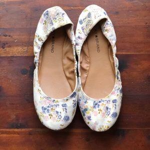 Lucky Brand Floral Spritz Emmie Ballet Flat
